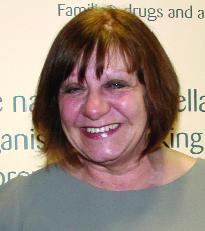 Viv Evans - CEO of Adfam