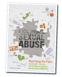Picture of One in Four Report on Sexual abuse