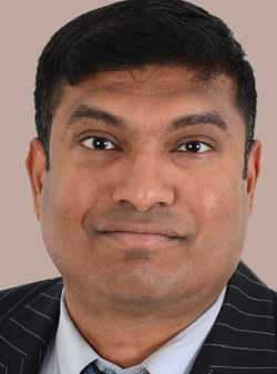 Dr Arun Dhandayudham, WDP's joint CEO